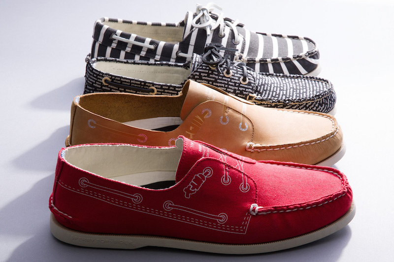Sperry x Band of Outsiders Spring 2015 Collection_1