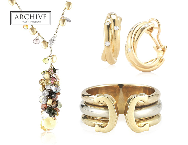 ARCHIVE: Jewlelry feat. David Yurman, Cartier & More at MYHABIT
