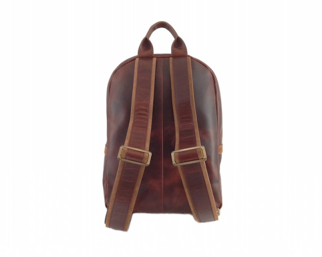 Avallone Handmade Antique Leather Backpack_3