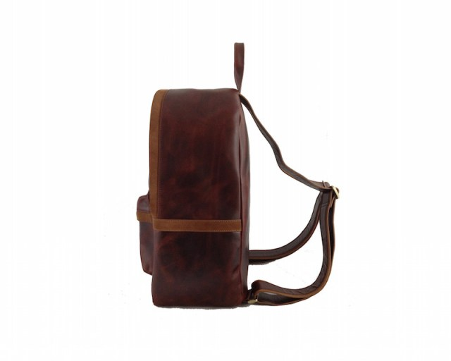 Avallone Handmade Antique Leather Backpack_4