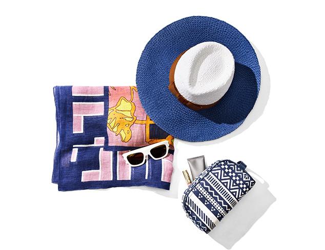 Beach Bag Essentials at MYHABIT