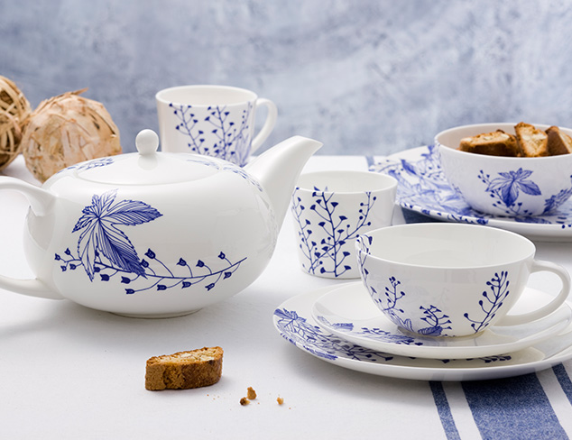 Beautiful Floral Dinnerware from Elinno at MYHABIT
