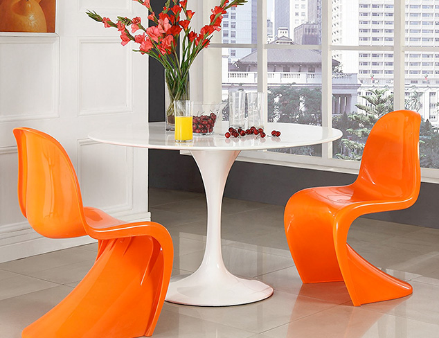 Catch Your Eye Brightly Hued Furniture & Lighting at MYHABIT