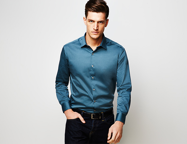 DKNY Shirting at MYHABIT
