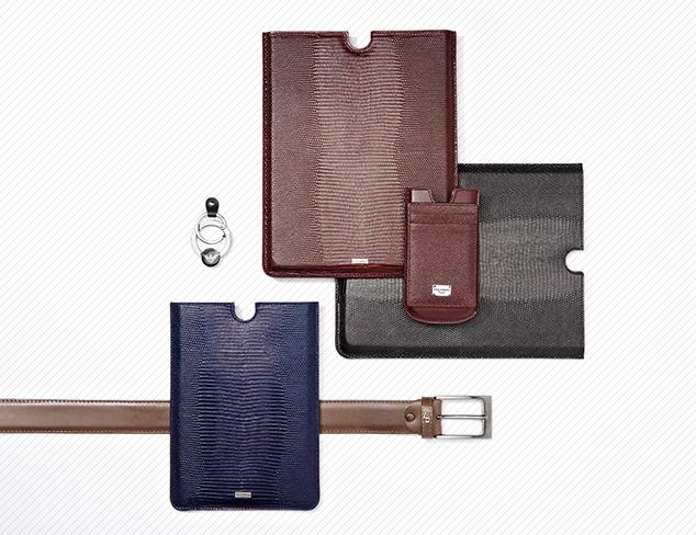 Designer Accessories feat. Dolce & Gabbana at MYHABIT