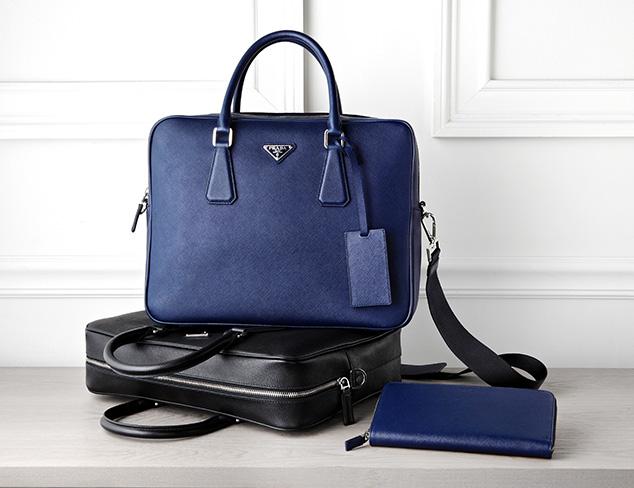 Designer Bags feat. Prada at MYHABIT