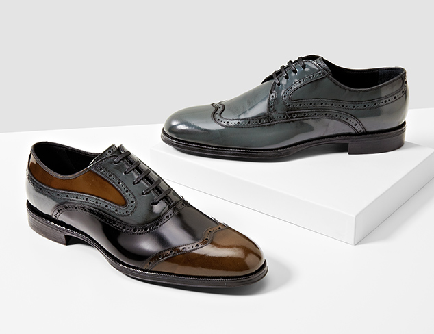 Designer Shoes feat. Dolce & Gabbana at MYHABIT