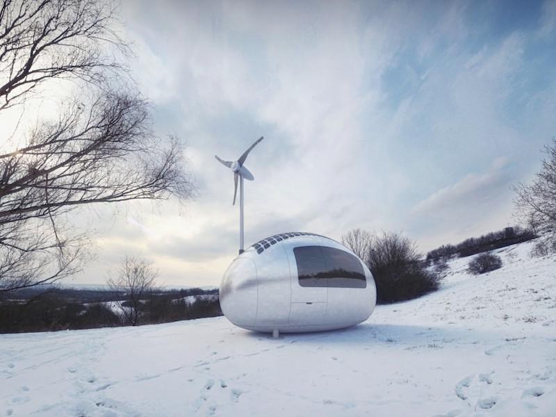 Ecocapsule Low-Energy Portable House_1