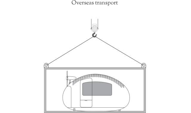Ecocapsule Low-Energy Portable House_8