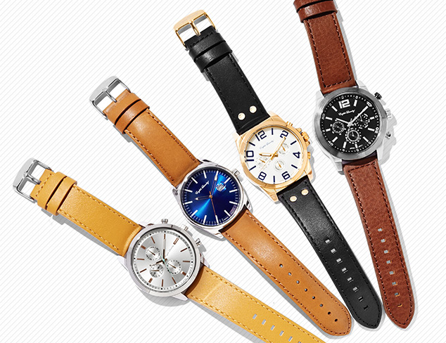 English Laundry Watches at MYHABIT