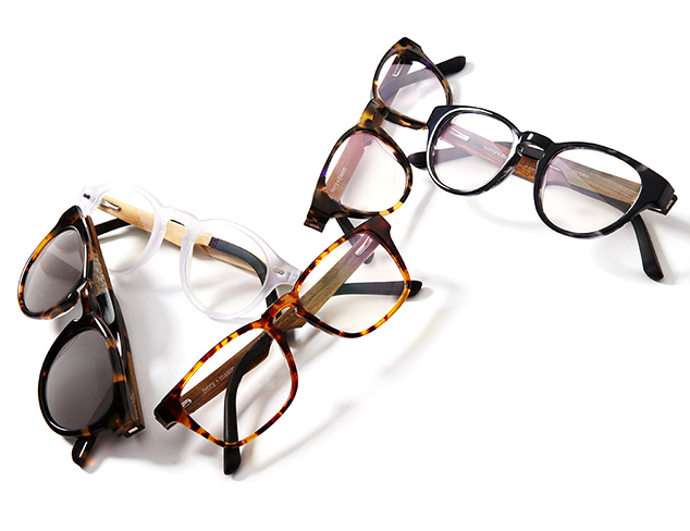 Fashionable Frames Eyewear feat. Ivory + Mason at MYHABIT