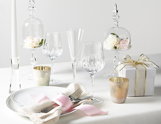 For the Happy Couple Entertaining Essentials at MYHABIT