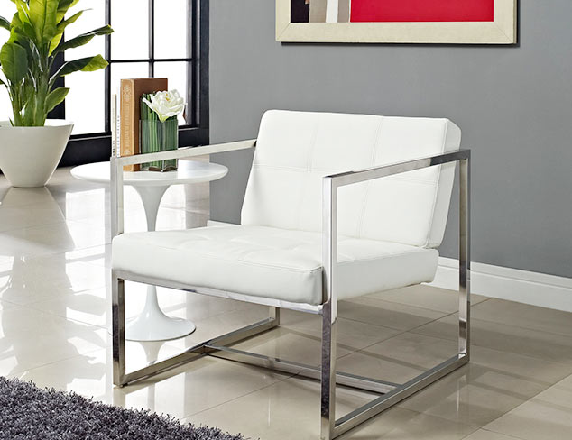 Furniture Feature: White & Marble at MYHABIT