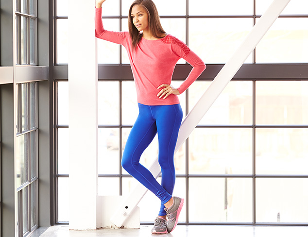 Get Fit Activewear Pants & Shorts at MYHABIT