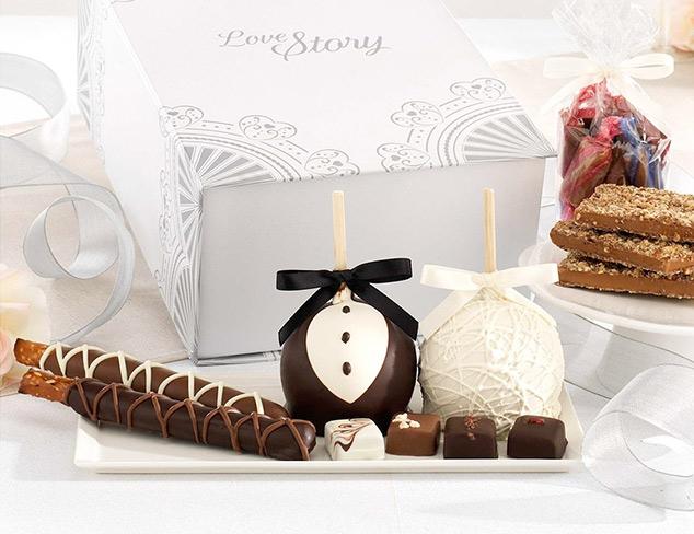 Gourmet Wedding Favors & Delights at MYHABIT