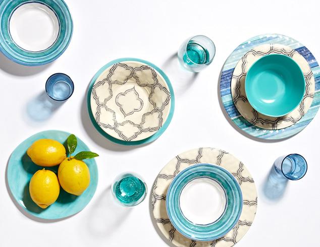 Hard to Break Melamine & Acrylic Dinnerware at MYHABIT