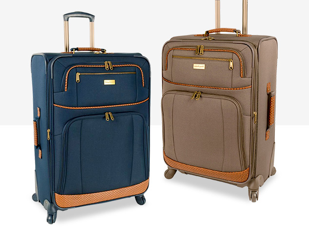 His Vacation feat. Tommy Bahama Luggage at MYHABIT