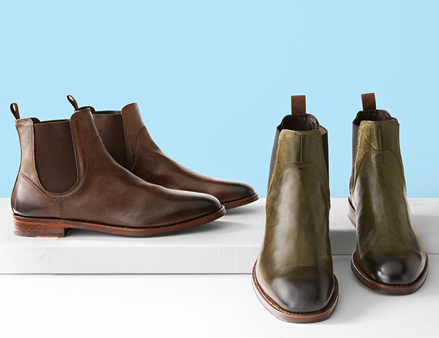 Italian Inspiration Dress Shoes at MYHABIT