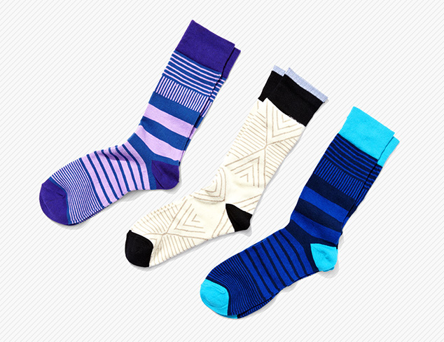 James Campbell Socks at MYHABIT