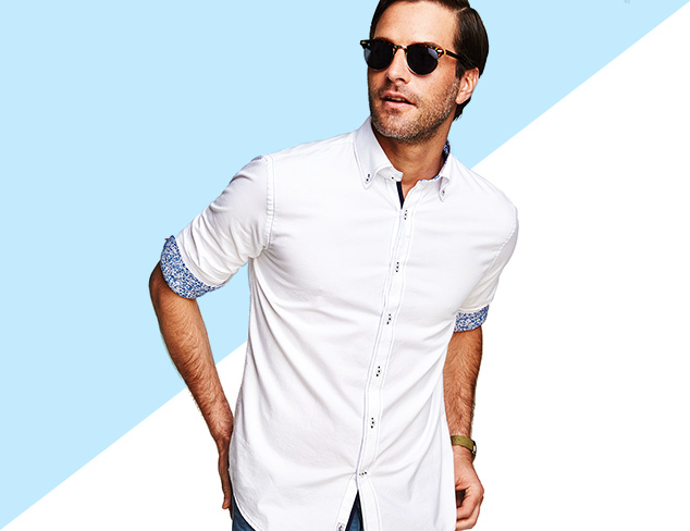 James Campbell Sportshirts at MYHABIT
