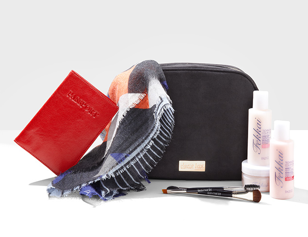 Jet Set Travel Essentials at MYHABIT