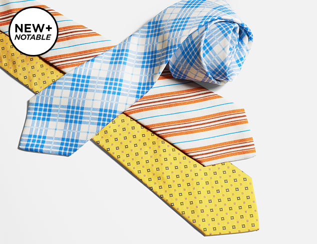 Kiton Ties at MYHABIT