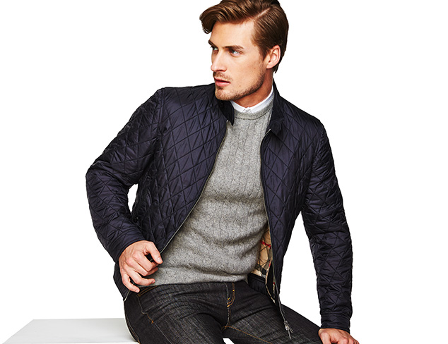Lightweight Outerwear feat. Burberry at MYHABIT
