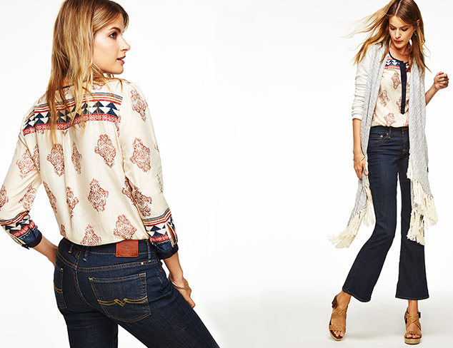 Lucky Brand, Dittos & More at MYHABIT