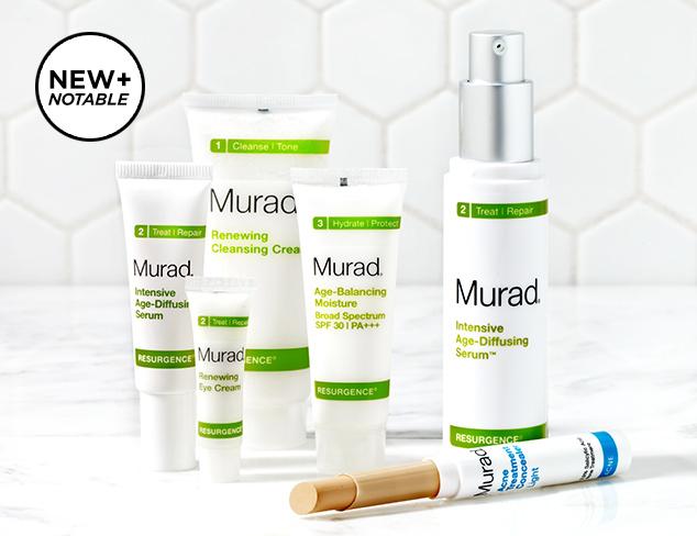 Murad Skincare at MYHABIT
