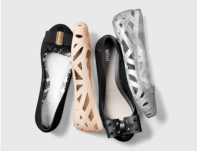 New Arrivals Melissa Shoes at MYHABIT
