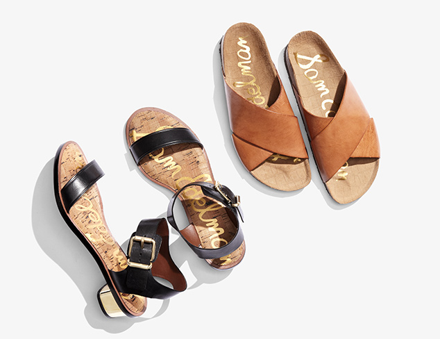 New Arrivals Shoes feat. Sam Edelman at MYHABIT
