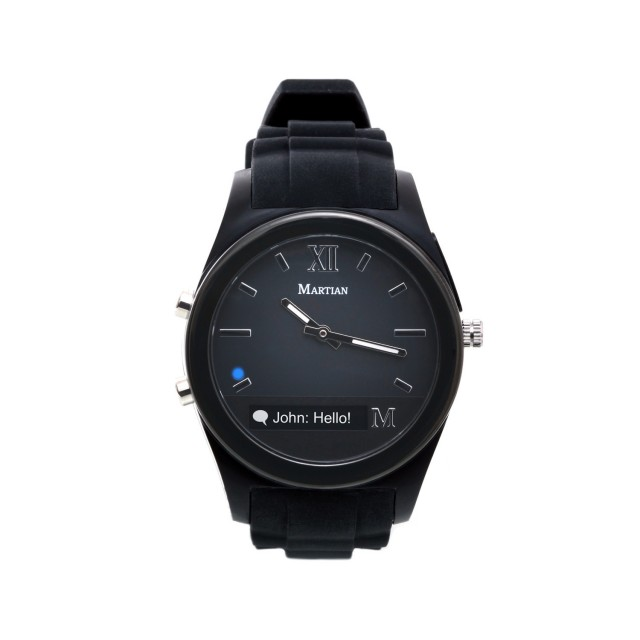 Martian Watches Notifier Smart Watch
