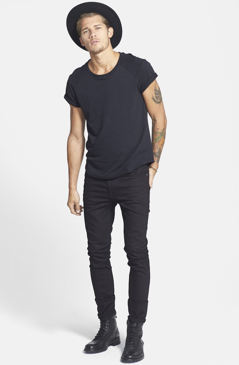 Nudie Jeans Thin Finn Skinny Fit Jeans