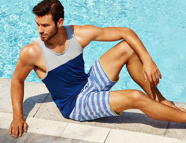 Ready for Sun: Parke & Ronen Swimwear at MYHABIT