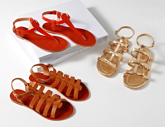 Roman Conquest Gladiator Sandals at MYHABIT