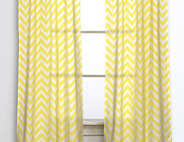 Room Refresh: Window Curtains at MYHABIT