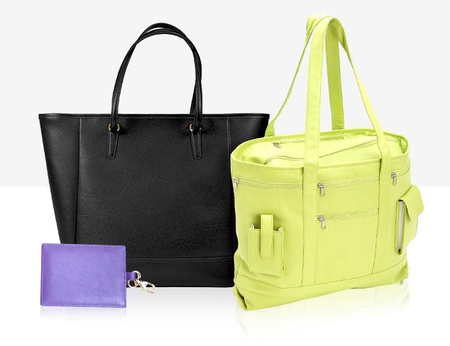 Royce Leather Handbags & Accessories at MYHABIT