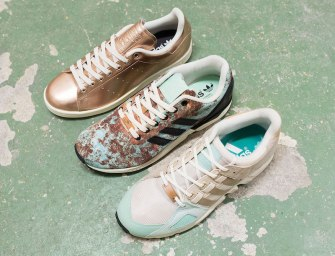 "Sneakersnstuff x adidas Originals ""Brewery Pack"""