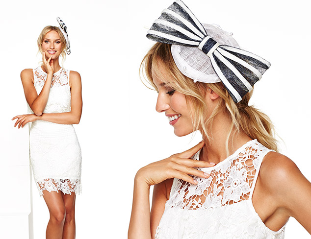 Southern Belle Style Hats at MYHABIT