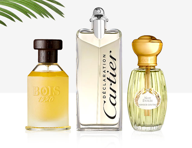 Spring Scents for Him & Her at MYHABIT