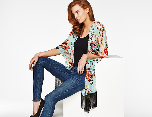 Spring Wraps from Steve Madden & More at MYHABIT
