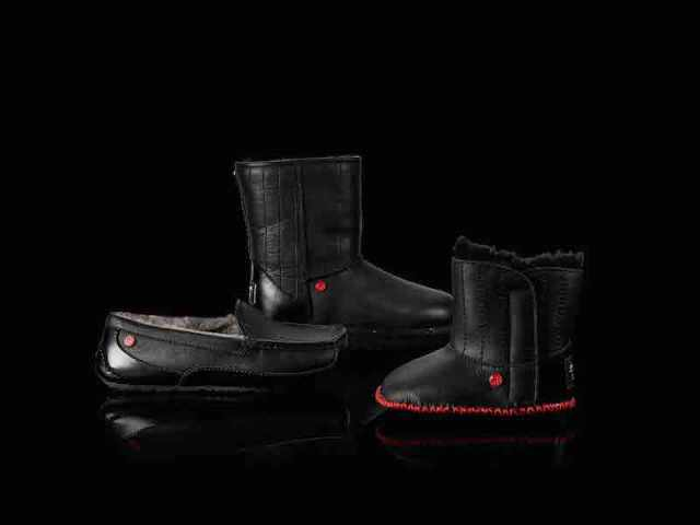 Star Wars x UGG Kid's Darth Vader Collection