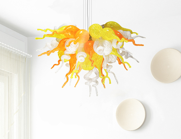 Statement Illumination from D'fine Lighting at MYHABIT