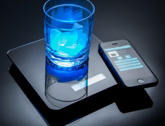 The Barman: Smart Cocktail-Mixing Platform for Smartphone
