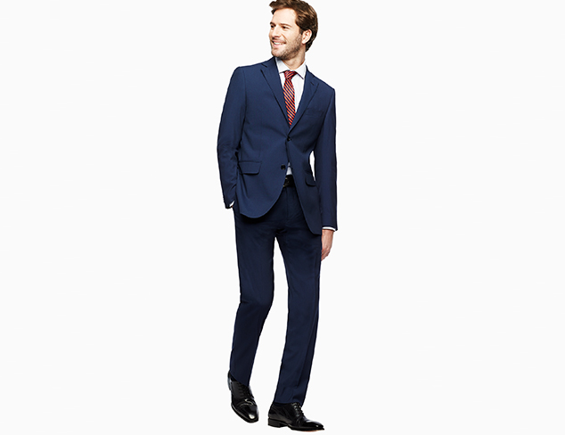 The Blue Suit at MYHABIT