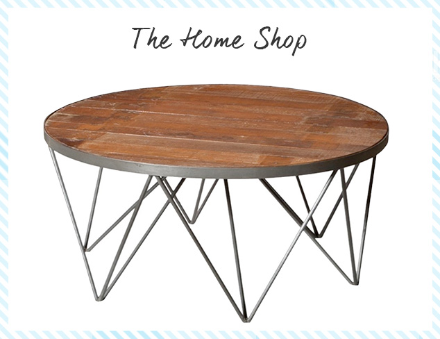 The Home Shop Accent Tables at MYHABIT
