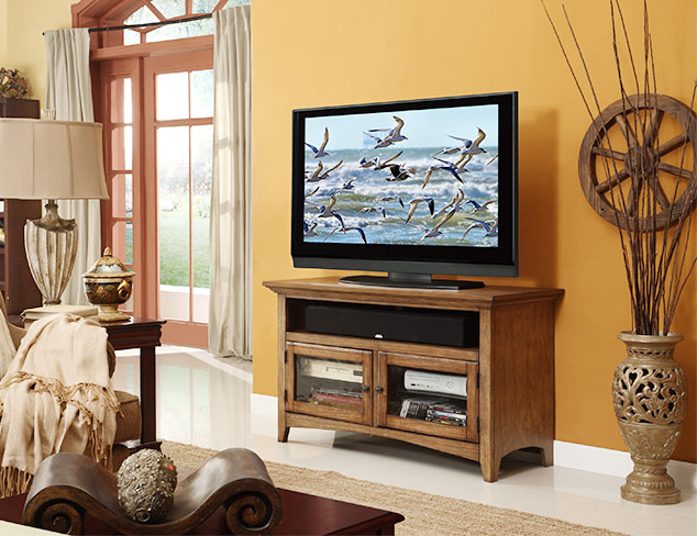 The TV Room at MYHABIT