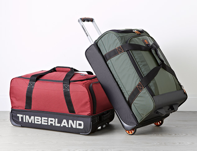 Timberland & Nautica Luggage & Bags at MYHABIT