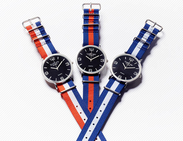 Time for Summer Watches feat. Southlane at MYHABIT