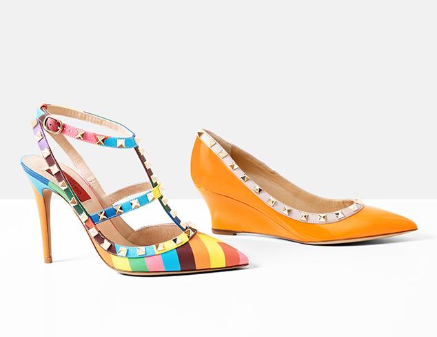Valentino Footwear at MYHABIT